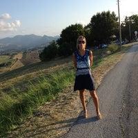 Foto scattata a Montecarotto da Francesca C. il 8/10/2013