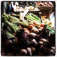 Photo taken at Daylesford Organic by Christina D. on 10/2/2012