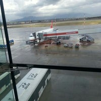 Photo taken at Domestic Terminal by ismail emrah a. on 1/19/2013