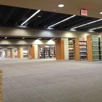 Photo taken at Dr. C.C. & Mabel L. Criss Library by Roxanne on 1/14/2013