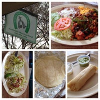 Photo taken at Taqueria Los Charros by Amy C. on 3/9/2014