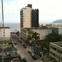 Photo taken at Caiobá Praia Hotel by Livia Isadora M. on 9/7/2013