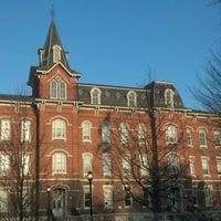 Photo taken at University Hall (UNIV) by Jack K. on 4/5/2013