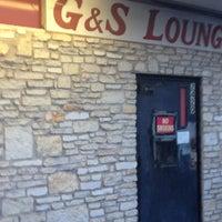 Photo taken at G & S Lounge by Matheo V. on 5/28/2013