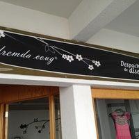 Photo taken at Fremda Coug Showroom by Anai G. on 7/17/2013