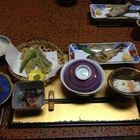 Photo taken at 静山荘 by Nekoko K. on 10/15/2012