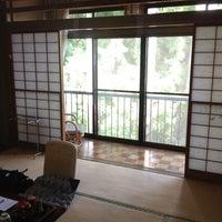 Photo taken at 静山荘 by Nekoko K. on 10/13/2012
