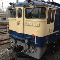 Photo taken at Oku Station by わんほー on 10/9/2012