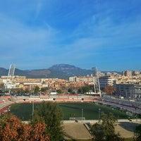 Photo taken at Estadi by Felix F. on 12/31/2015