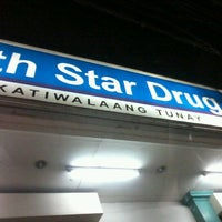Photo taken at South Star Drug by Jerson A. on 2/6/2013
