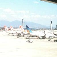Photo taken at Terminal 2 (TPS2) by Barbara A. on 10/8/2012
