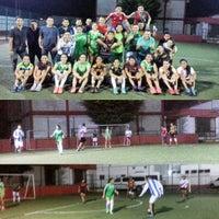Photo taken at Unidad Deportiva Bicentenario (CREA) by Manuel M. on 7/18/2015
