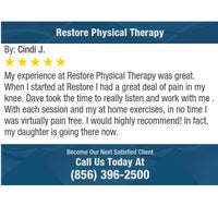 Photo taken at Restore Physical Therapy by Restore Physical Therapy on 8/4/2017
