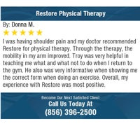 Photo taken at Restore Physical Therapy by Restore Physical Therapy on 6/25/2017