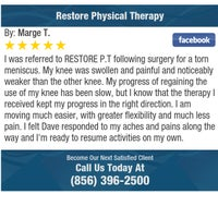 Photo taken at Restore Physical Therapy by Restore Physical Therapy on 6/30/2017