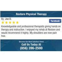 Photo taken at Restore Physical Therapy by Restore Physical Therapy on 7/30/2017