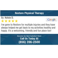 Photo taken at Restore Physical Therapy by Restore Physical Therapy on 7/15/2017