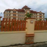 Das Foto wurde bei Politeknik Kota Bharu (PKB) von Azrul A. am 10/7/2012 aufgenommen