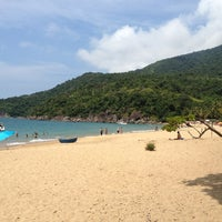 Photo taken at Ilhabela by Caio N. on 3/9/2013