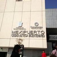 Photo taken at Mexipuerto Ciudad Azteca Bicentenario by Cuervo on 2/16/2013