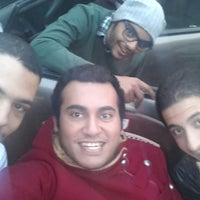 Photo taken at Arabesque Cafe by Ibrahim N. on 3/2/2013