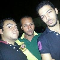 Photo taken at Arabesque Cafe by Ibrahim N. on 10/7/2012