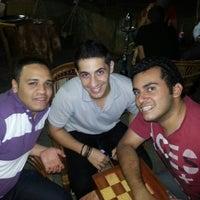 Photo taken at Arabesque Cafe by Ibrahim N. on 10/22/2012