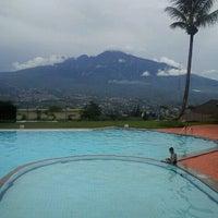 Photo taken at Kusuma Agrowisata Resort & Convention Hotel by arumpz k. on 12/20/2012