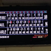 Photo taken at Royal Lanes Bowling Alley by Debbie B. on 4/6/2014