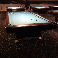 Photo taken at Baluka Billiards and Lounge by Debbie B. on 6/23/2014