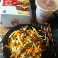 Photo taken at Burger King by Rodolfo A. on 9/29/2012