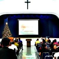 Photo taken at Perguruan Kristen Methodist 2 Medan by Junazevics B. on 12/20/2012