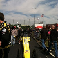 Photo taken at zMax Dragway by Patrick on 4/21/2013