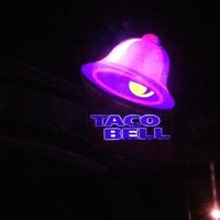 Photo taken at Taco Bell by Edgar G. on 9/28/2012