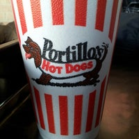 Photo taken at Portillo's Hot Dogs by BEAR L. on 1/6/2013