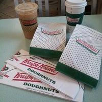 Photo taken at Krispy Kreme Doughnuts by BEAR L. on 11/29/2012