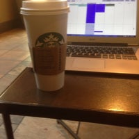 Photo taken at Starbucks by Angus L. on 4/7/2015