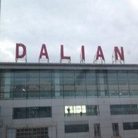 Photo taken at Dalian Zhoushuizi International Airport (DLC) by Angus L. on 12/12/2012