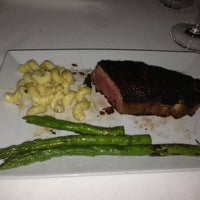 Photo taken at Roots Steakhouse by Keith M. on 6/8/2013