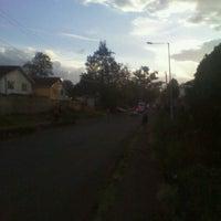 Photo taken at Langata Uchumi Stage by Lihla S. on 10/11/2012