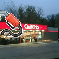 Photo taken at QuikTrip by Therese S. on 11/1/2017