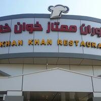 Photo taken at Khan Khan Restaurant | رستوران خوان خان by Farshad P. on 8/17/2014