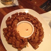 Photo taken at Outback Steakhouse by Lindsay T. on 10/26/2012