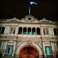 Foto tirada no(a) Casa Rosada por Leandro R. em 12/16/2012