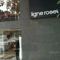 Photo taken at Ligne Roset by Muharrem G. on 7/15/2013
