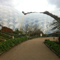 Photo taken at The Eden Project by Jan P. on 12/12/2012