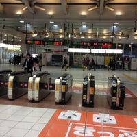 Photo taken at Ōsaki Station by tak N. on 11/18/2012