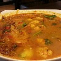 Photo taken at Viet Cafe & Restaurant by Vinn T. on 1/10/2013