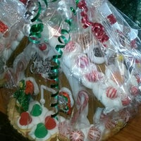 Photo taken at Alfonso's Pastry Shoppe by Chris C. on 12/23/2012
