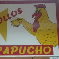 Photo taken at Pollos Papucho by Francisco H. on 11/20/2015